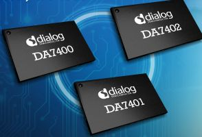 Audio codecs from Dialog Semiconductor excel at noise cancellation