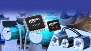 RX13T Group of 32-bit MCUs